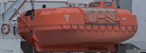 Embarcaciones de Supervivencia y Botes de Rescate (No Rápidos)